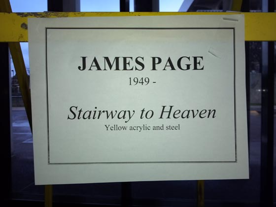 James Page: Stairway to Heaven