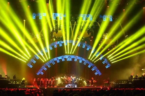 LIVE: Trans-Siberian Orchestra @ the Times Union Center, 12/13/12 (photo by Michael Seinberg)