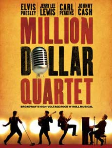 The Million Dollar Quartet @ Proctors