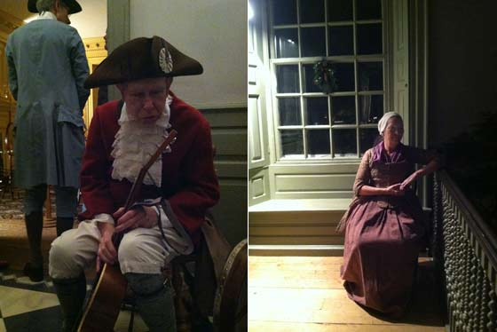 LIVE: Twelfth Night @ the Schuyler Mansion, 1/5/13 (photos by Nicole Campon)