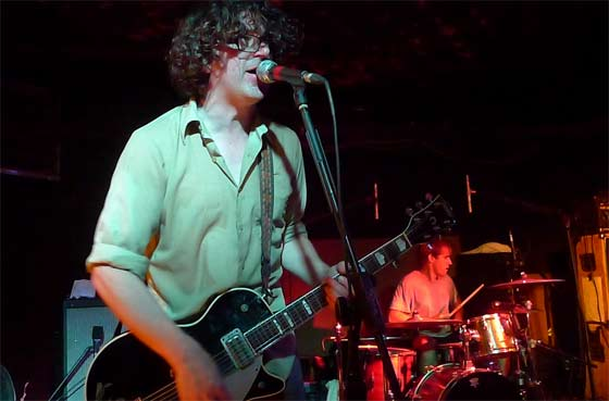 `Sebadoh reunion at Pearl Street in Northampton,  August 2012 (photo by Kirsten Ferguson)