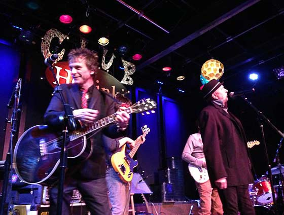 "Your intrepid reporter chimes in on ""The Green, Green Grass of Home"" with Tommy Stinson"
