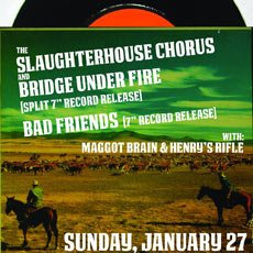 The Slaughterhouse Chorus & Bad Friends 2x7