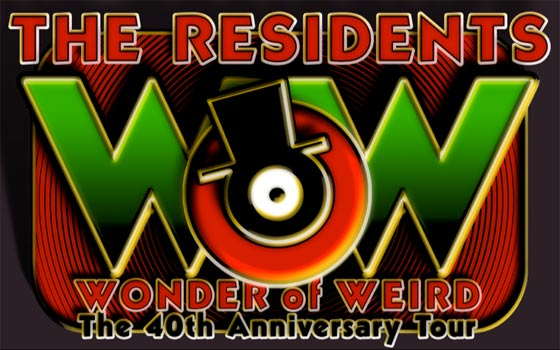 The Residents will play The Iron Horse on February 8