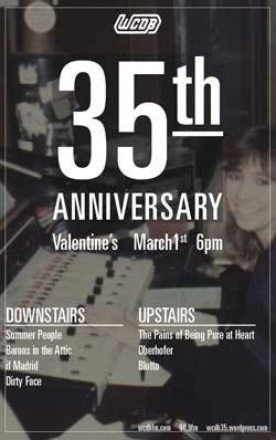 WCDB 35th Anniversary
