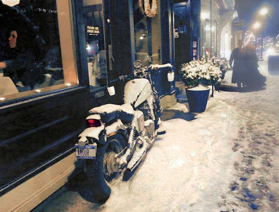A Timeless Winter @ J Damiani Gallery