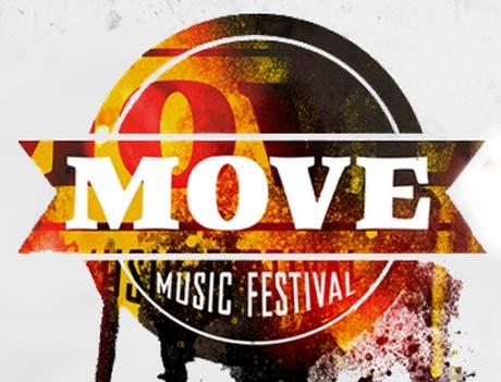 Move Music Festival 2013