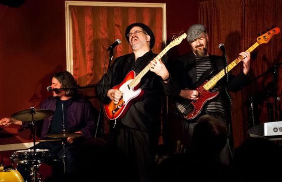 The Jack Grace Band (photo by Joseph Deuel)