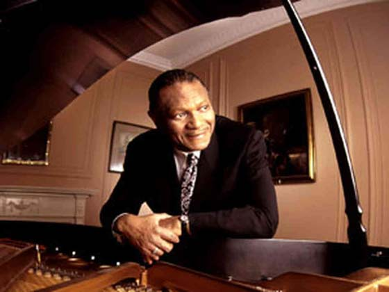 McCoy Tyner (photo by Gene Martin)