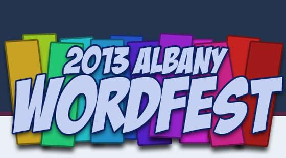 Albany Wordfest 2013