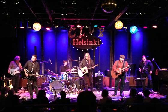 The Flatlanders @ Club Helsinki (photo by Tim Livingston)