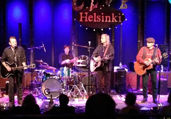 The Flatlanders @ Club Helsinki (photo by Tim Livingston)