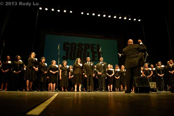 The Gospel Jubilee Mass Choir
