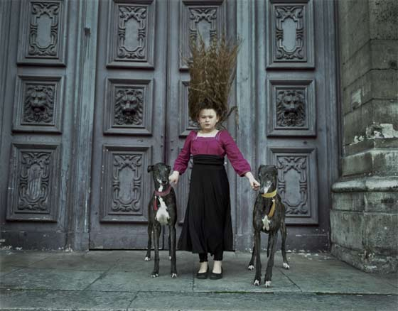Robin Schwartz: Greyhound Hair, Paris @ The Center for Photography @ Woodstock