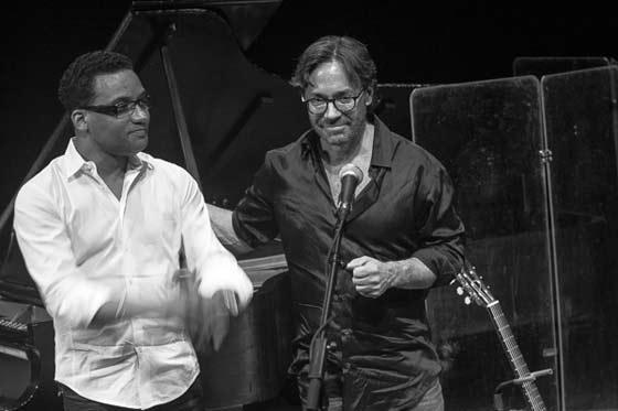 Gonzalo Rubalcaba and  Al Di Meola