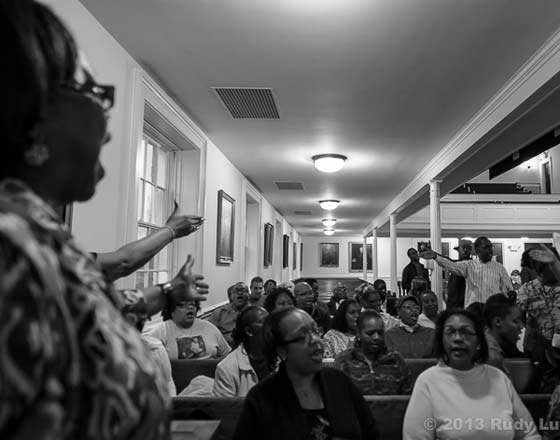 Gospel Jubilee (photo by Rudy Lu)
