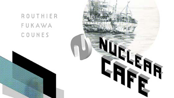 Nuclear Cafe @ Foundry for Art Design + Culture
