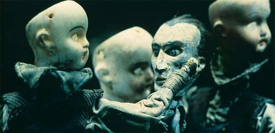 The Quay Brothers: Selections from Phantom Museums @ EMPAC