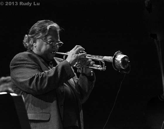 Arturo Sandoval (photo by Rudy Lu)
