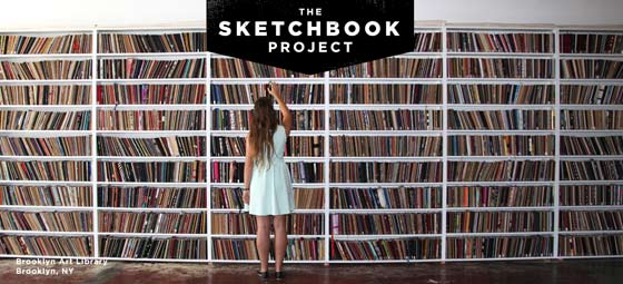 The Sketchbook Proiect @ Upstate Artists Guild