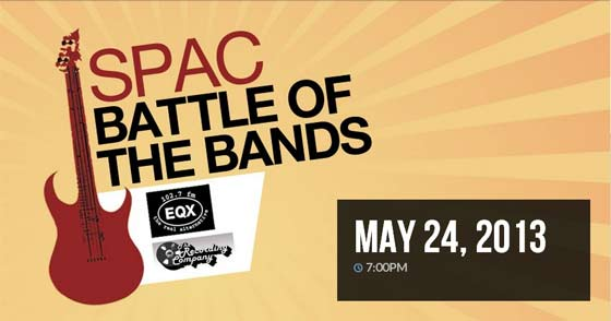 SPAC Battle of the Bands 2013