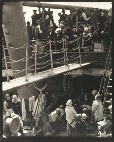 Alfred Stieglitz: The Steerage @ Arkell Museum