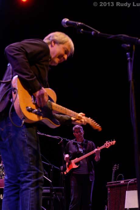 Jim Weider and  Steve Lucas