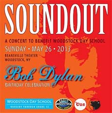 The Bob Dylan Birthday Bash @ The Bearsville Theater