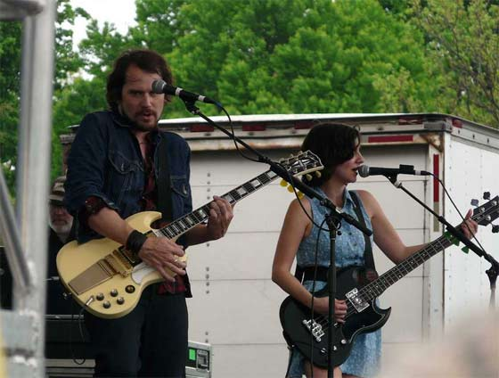 Silversun Pickups (photo by Timothy Reidy)