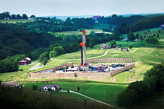 The Marcellus Shale Documentary @ The Center for Photography at Woodstock