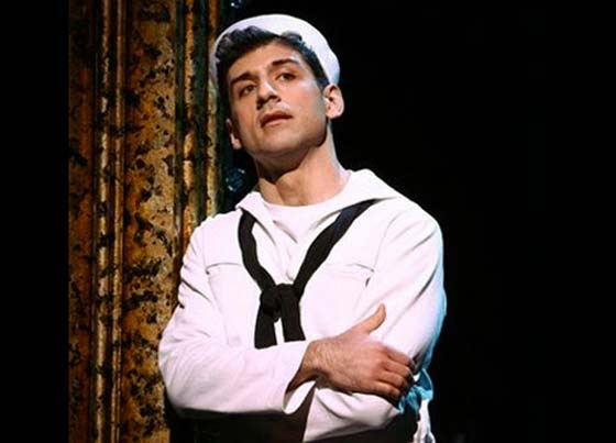 "Casting has been announced and Tony Yazbeck will play Gabey, one of the three sailors who go ""On The Town."""