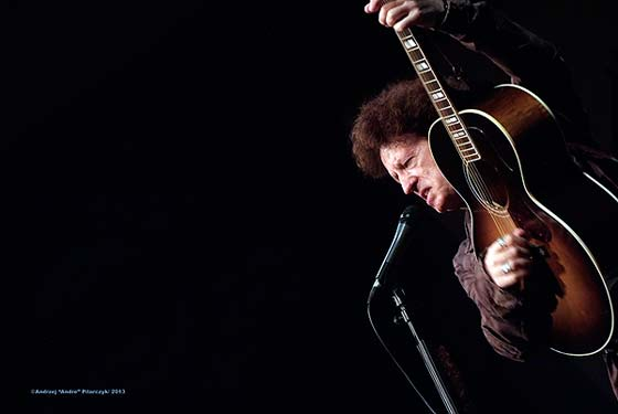 "Willie Nile (Photo courtesy of The Linda/Andrzej ""Andre"" Pilarczyk 2013)"