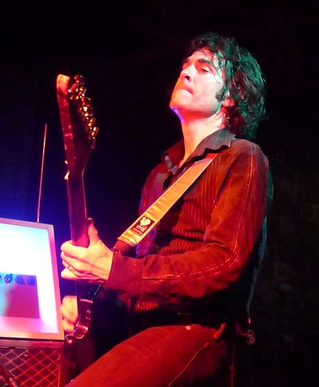 Jon Spencer (and theremin)