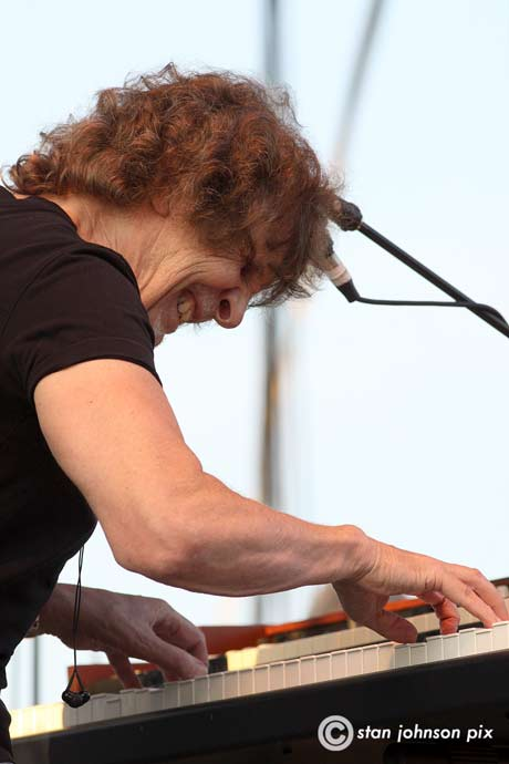 Rod Argent of The Zombies (photo by Stanley Johnson)