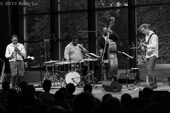 The Ravi Coltrane Quartet