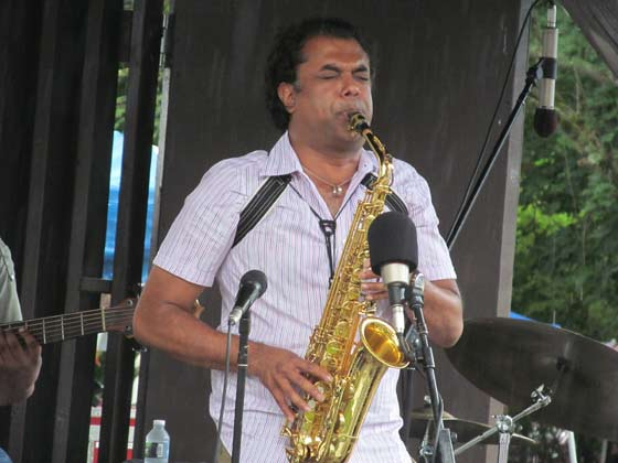 Rudresh Mahanthappa (photo by Richard Brody)