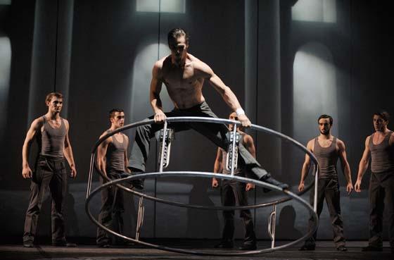 Cirque Eloiz: Cirkopolis