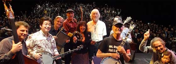 The 50th Anniversary Reunion of the Jim Kweskin Jug Band