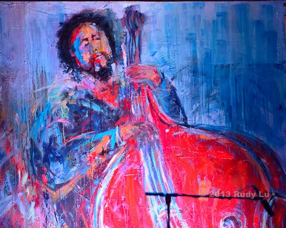 Mark Carson English: Charles Mingus