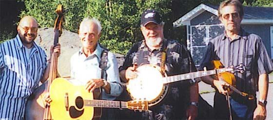 Louie Setzer and the Appalachian Mountain Boys