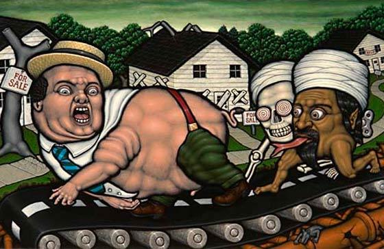 Slowinksi @ Limner Gallery