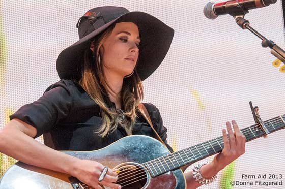 Kasey Musgraves (photo by Donna Fitzgerald)