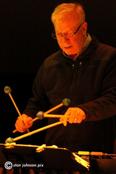 Gary Burton (photo by Stanley Johnson)