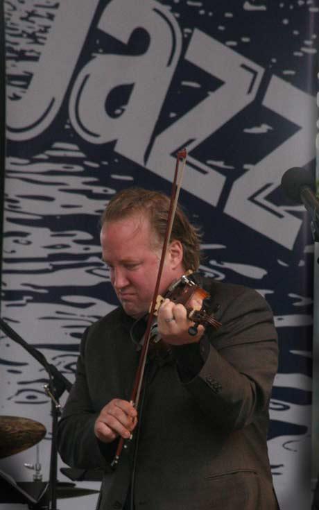Christian Howe (photo by J Hunter)
