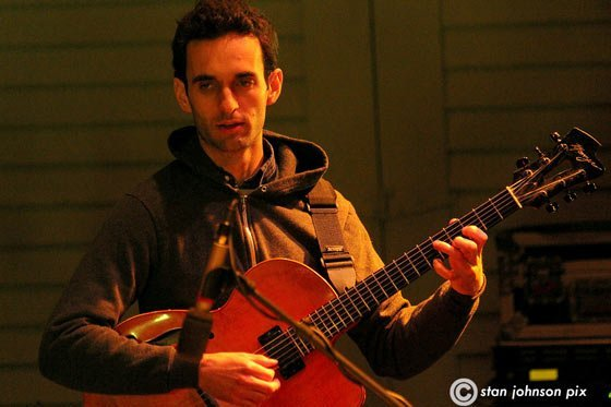 Julian Lage (photo by Stanley Johnson)