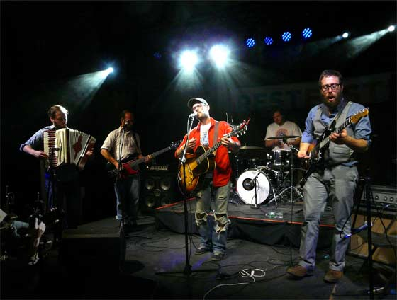 Sgt. Dunbar & The Hobo Banned