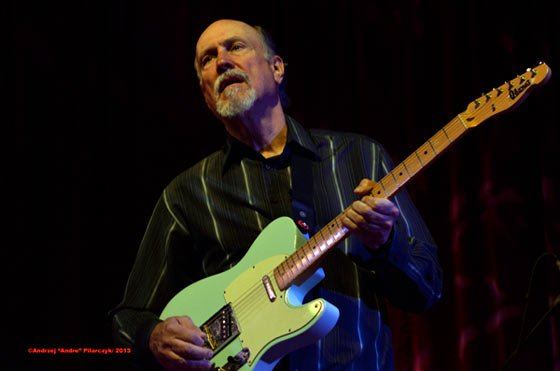 John Scofield @ the Massry Center for the Arts, 9/15/13