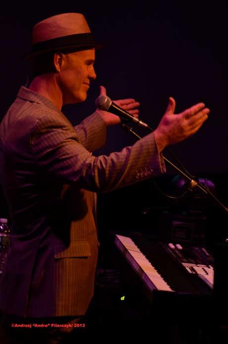 Thomas Dolby (photo by Andrzej Pilarczyk)