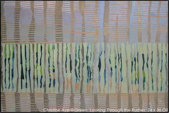 Paintings by Christine Averill-Green @ Sorelle Gallery
