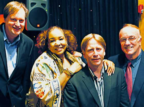 The Wanda Houston Band plays The Garage on Oct. 12